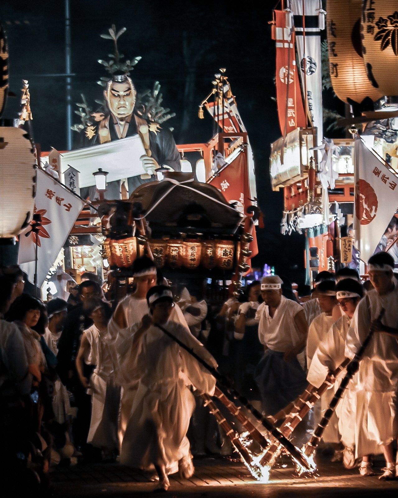 THE・姥神祭部門優秀賞